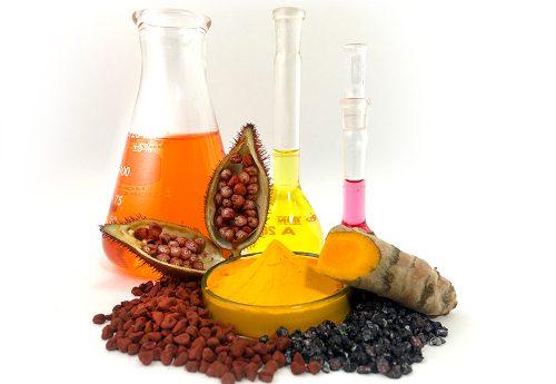 natural food coloring, turmeric carmine annatto, natural colors