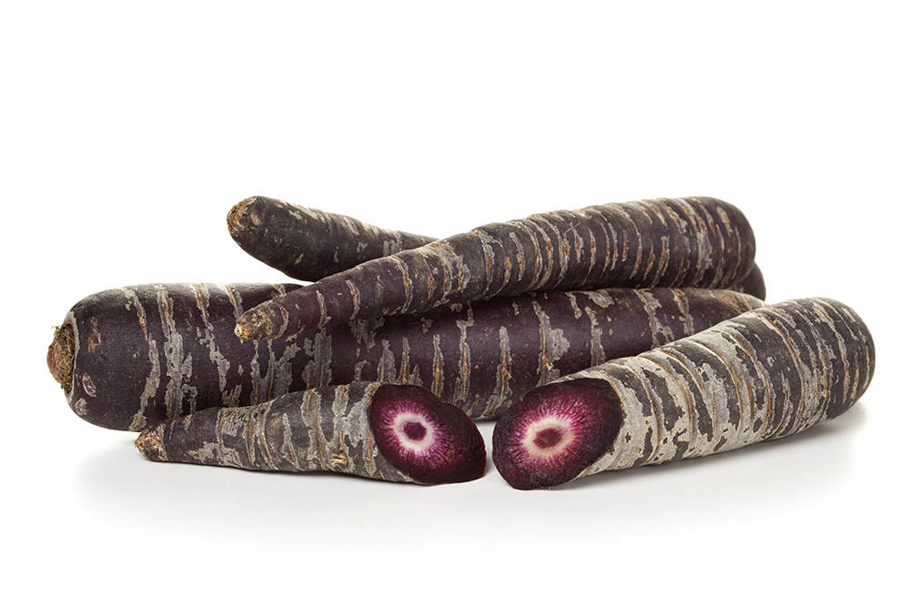 Bioconcolors, purple carrot, black carrot, colouring foodstuff, natural colors, anthocyanins
