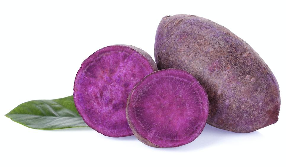 coloring foodstuff, Violet sweet potato, natural coloring, anthocyanin, natural coloring, own label, food coloring, BioconColors, colouring foods, natural pigments, hues